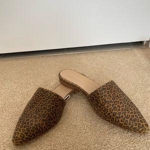 Top shop Leopard slides